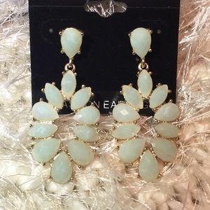 Jewelry - 🎇 True Beauty Teal Earrings 🎇